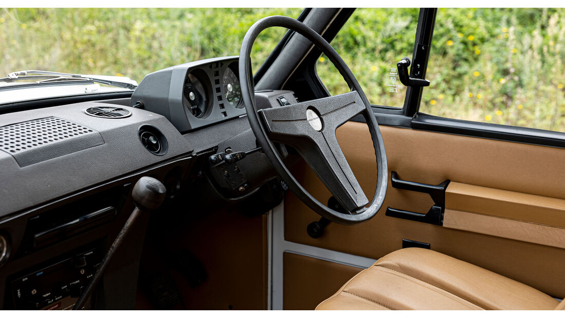 Range Rover 4x4 Shooting Brake (1972)