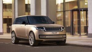 Range Rover 5. Generation (2022) Premiere
