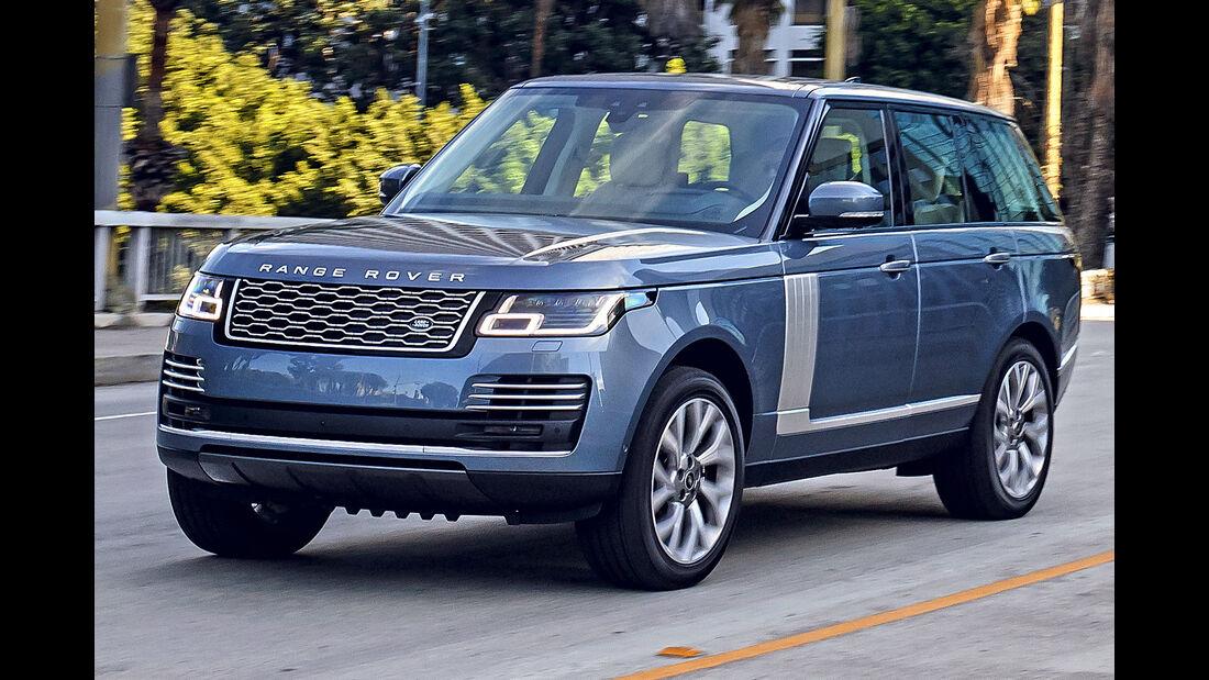 Range Rover, Best Cars 2020, Kategorie K Große SUV/Geländewagen