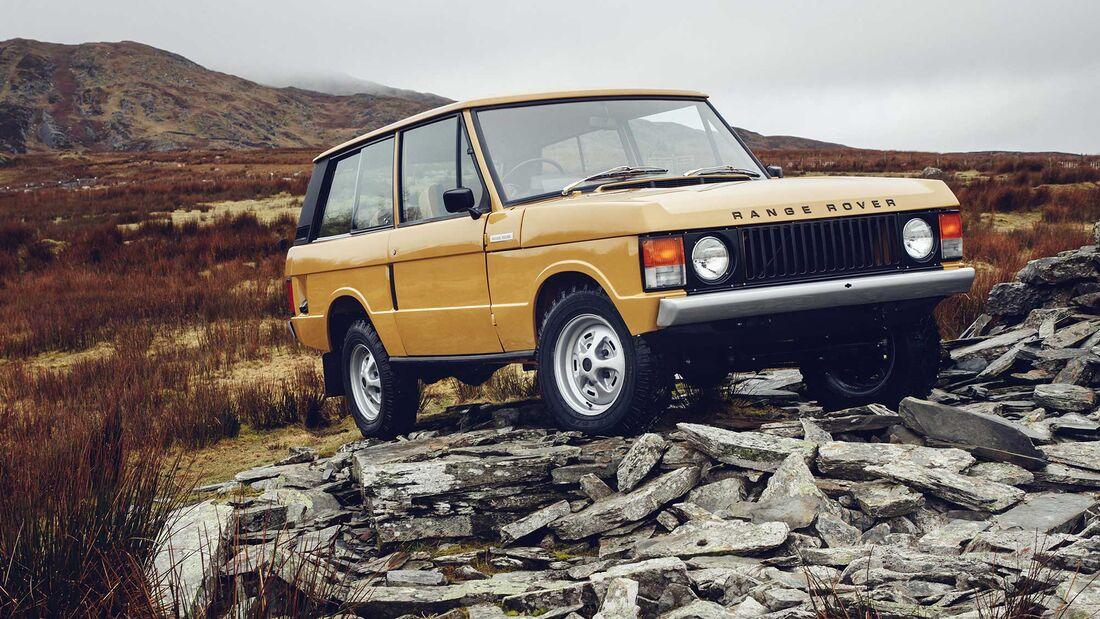 Range Rover Classic 3 door (1970)