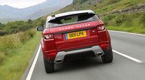 Range Rover Evoque 2.0 Si4, Heck, Rückansicht