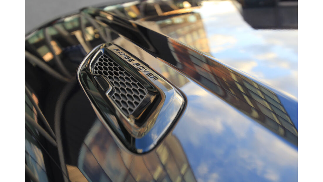 Range Rover Evoque 2.2 SD4 Dynamic, Detail