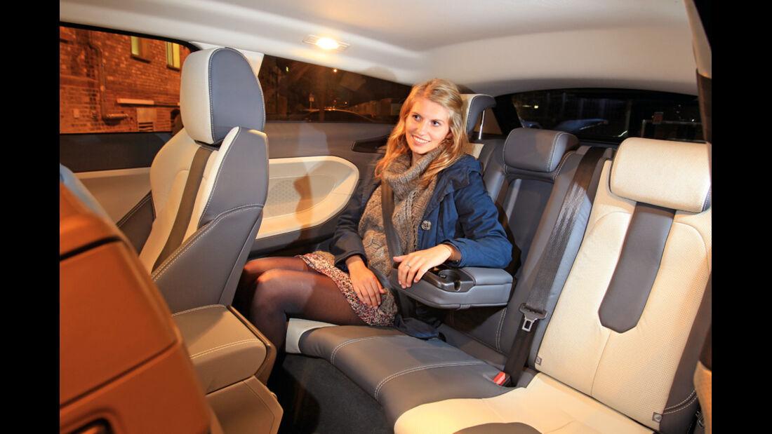 Range Rover Evoque 2.2 SD4 Dynamic, Fond