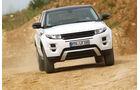 Range Rover Evoque 2.2 SD4 Dynamic, Frontansicht