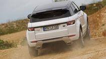 Range Rover Evoque 2.2 SD4 Dynamic, Heckansicht
