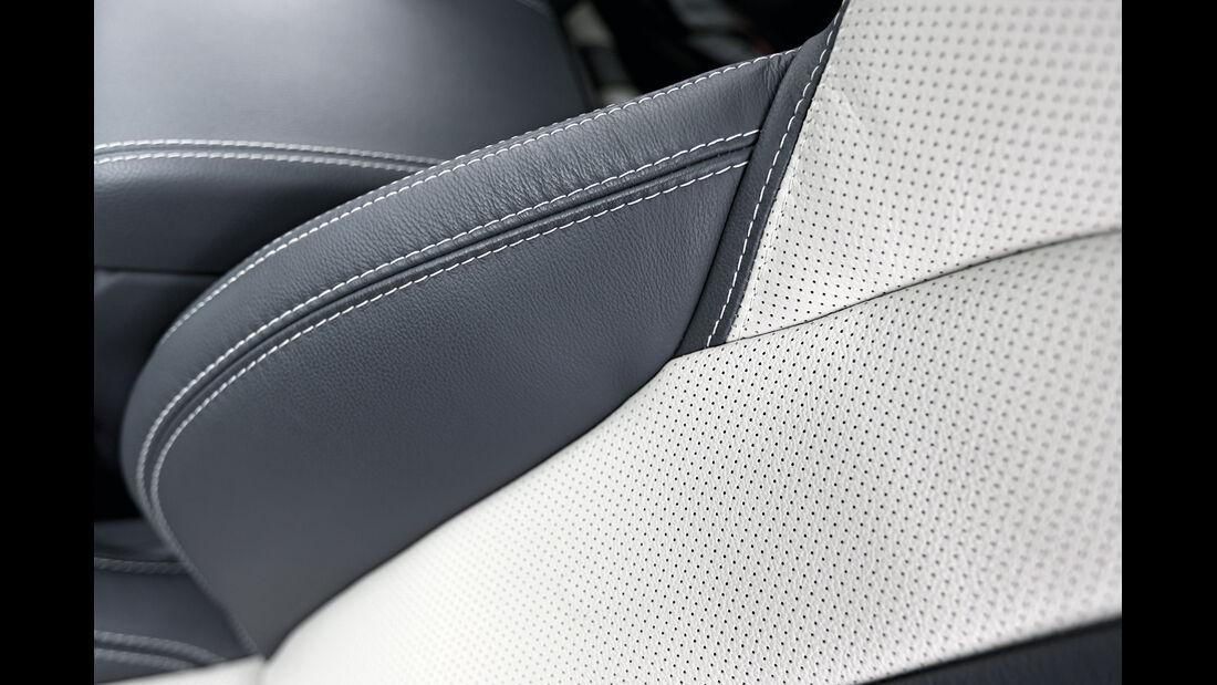 Range Rover Evoque 2.2 TD4 Dynamic, Materialien