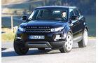 Range Rover Evoque 2.2 eD4, Frontansicht