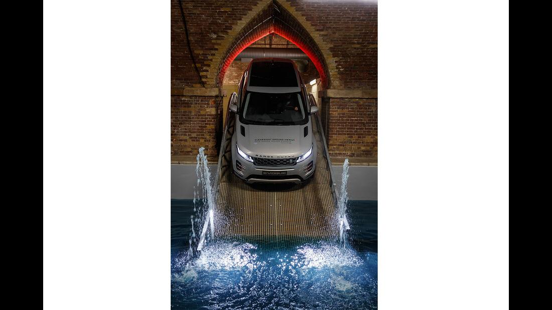 Range Rover Evoque (2019)