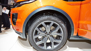 Range Rover Evoque Autobiography, Genfer Autosalon, Messe, 2014