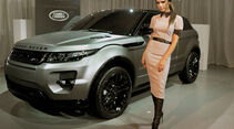 Range Rover Evoque Beckham