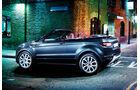 Range Rover Evoque Convertible Concept Cabrio Genf 2012