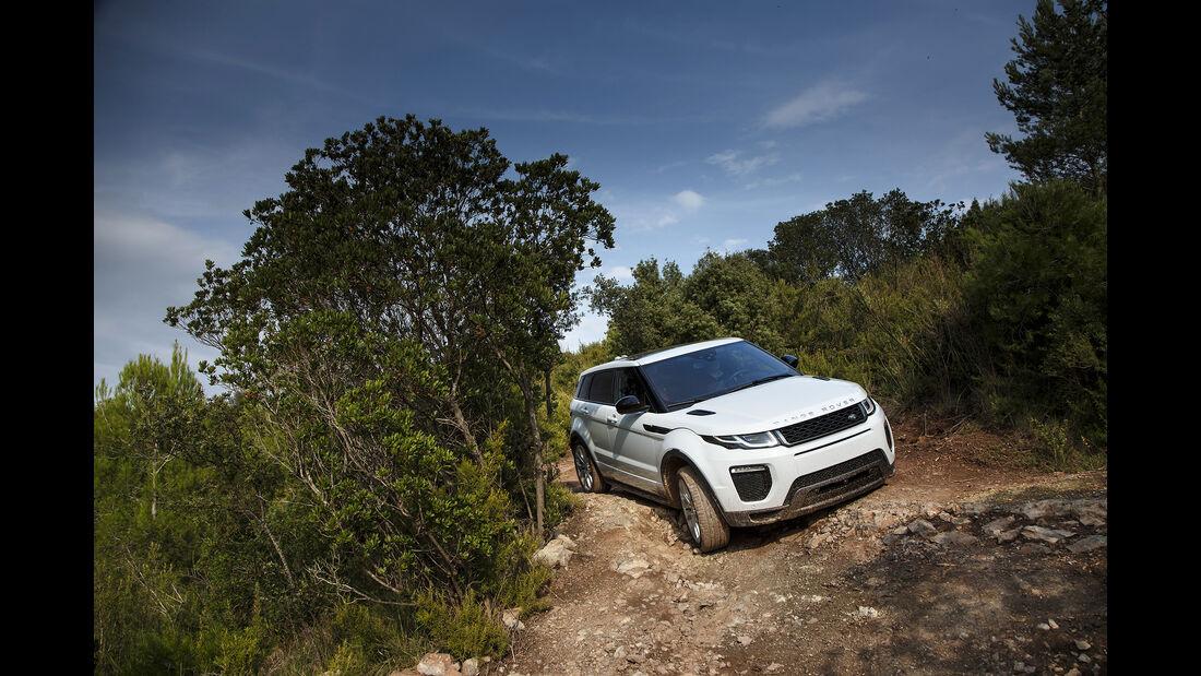 Range Rover Evoque, Facelift, Fahrbericht, 10/2015