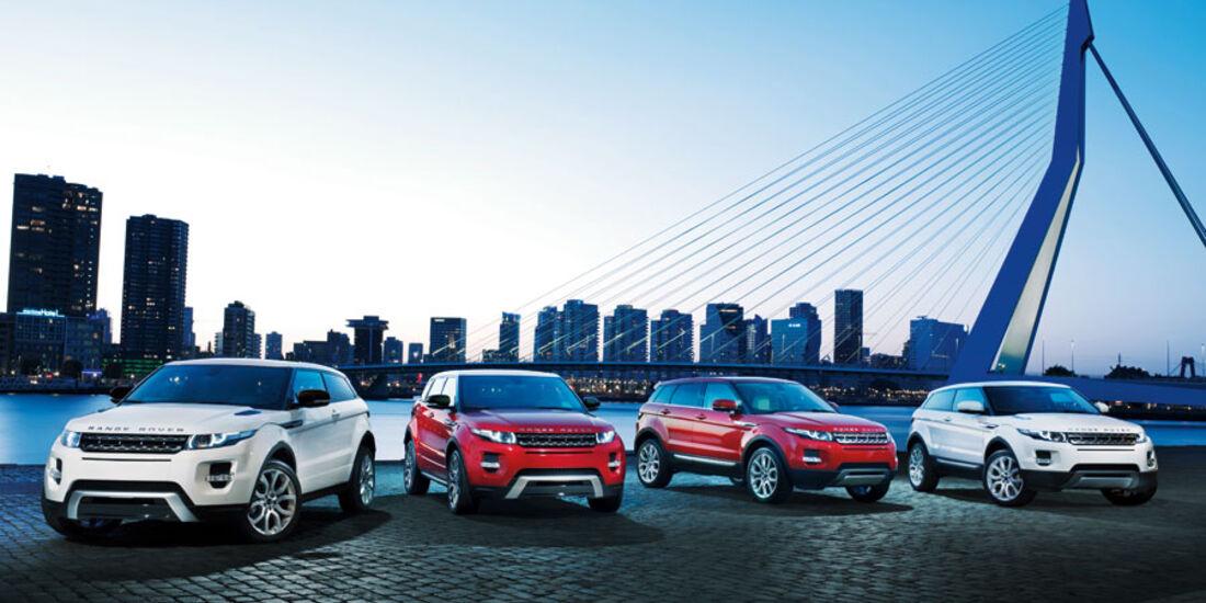 Range Rover Evoque Fünftürer