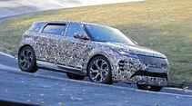 Range Rover Evoque LWB Erlkönig