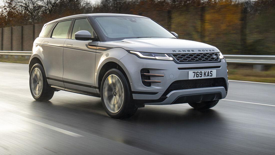 Range Rover Evoque Plug-in Hybrid PHEV