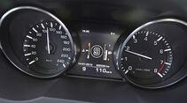 Range Rover Evoque, Rundinstrumente