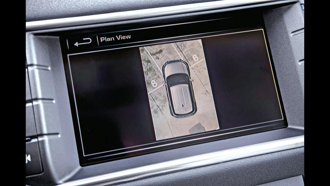 Range Rover Evoque eD4 2WD, Parkassistent