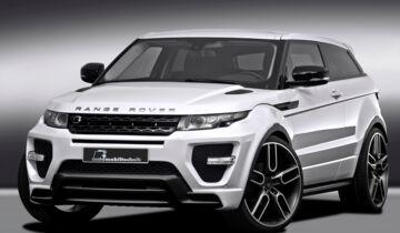 Range Rover Evoque getunt von B&B