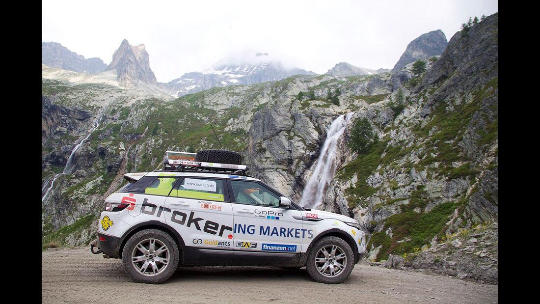 Range Rover Evoque im Lesertest