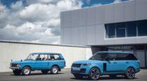 Range Rover Fifty Sondermodell 2020