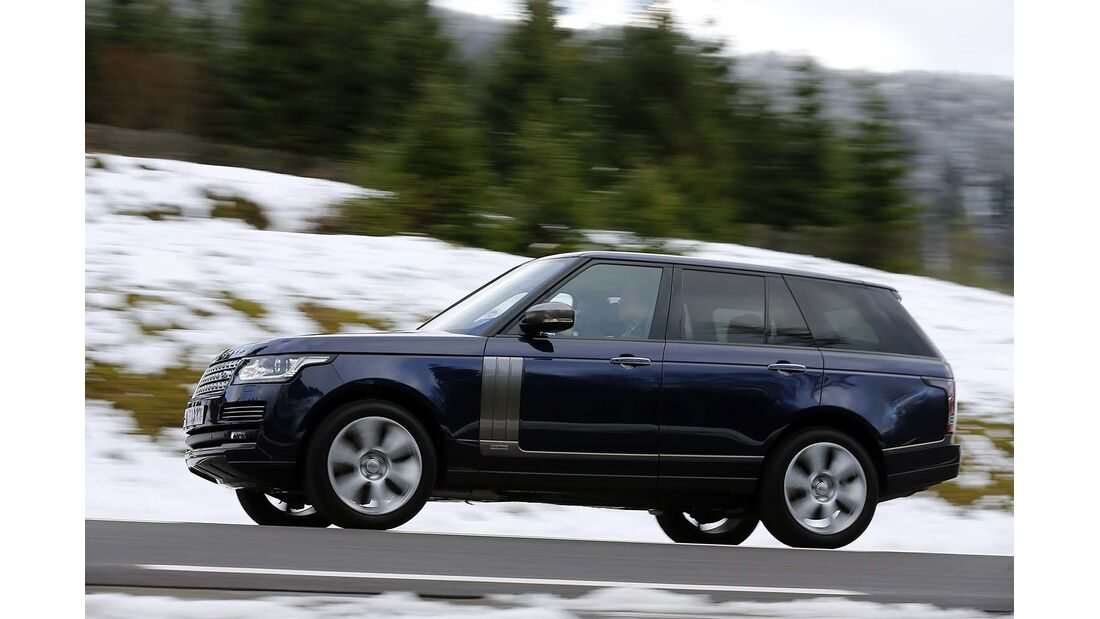 Range Rover Hybrid MY 2014
