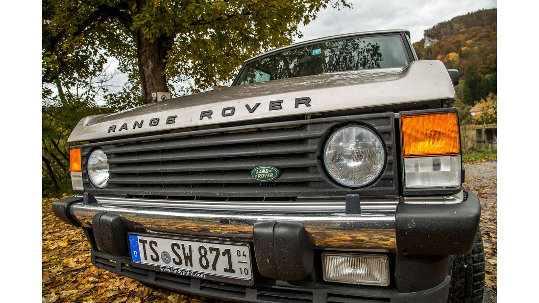 Range-Rover-I-V8-im-Front