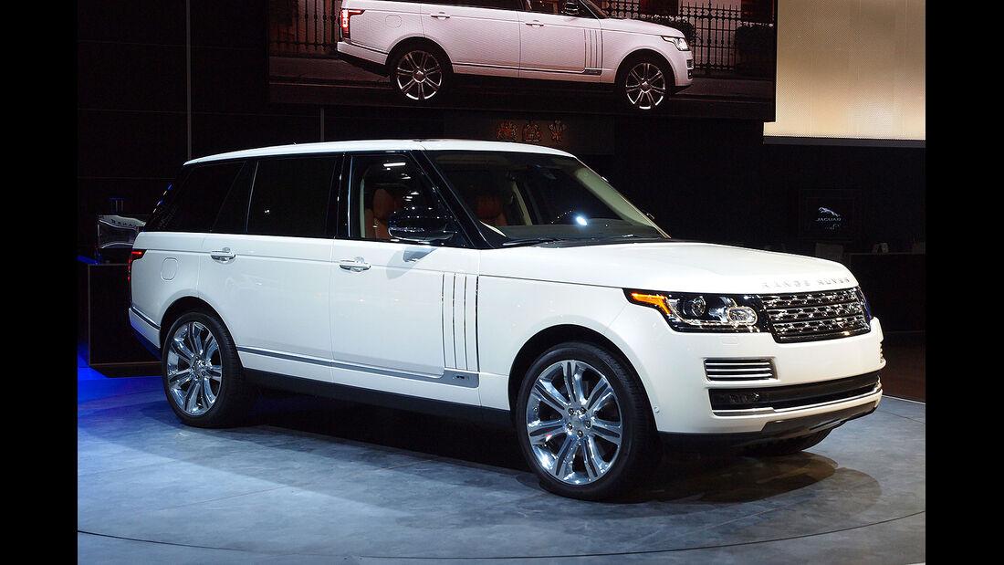 Range Rover LWB