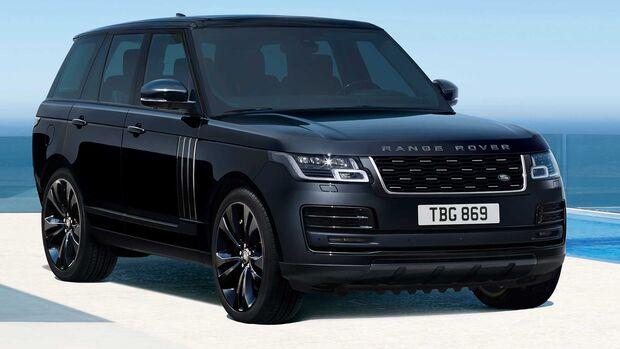 Range Rover MY 2021