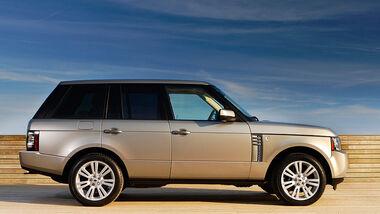 Range Rover Modelljahr 2010