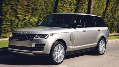 Range Rover Modelljahr 2019