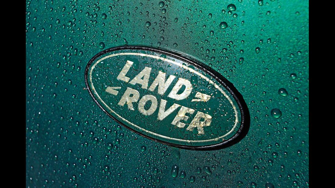 Range Rover P38A, Emblem
