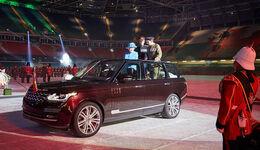 Range Rover Paradefahrzeug