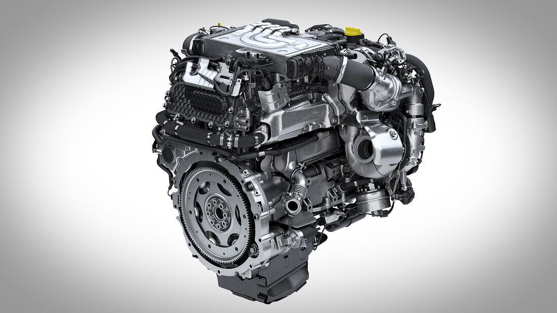 Range Rover, Reihen-Sechszylinder-Dieselmotor