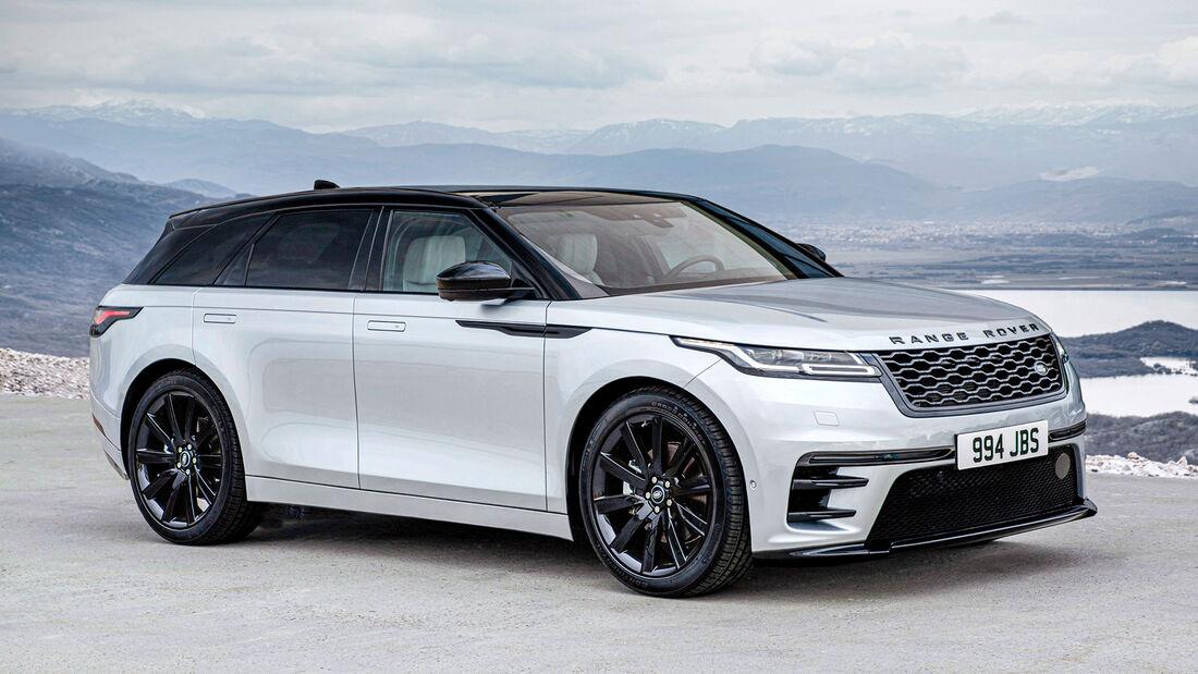 Range Rover Road Rover