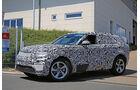 Range Rover SUV Coupé Erlkönig