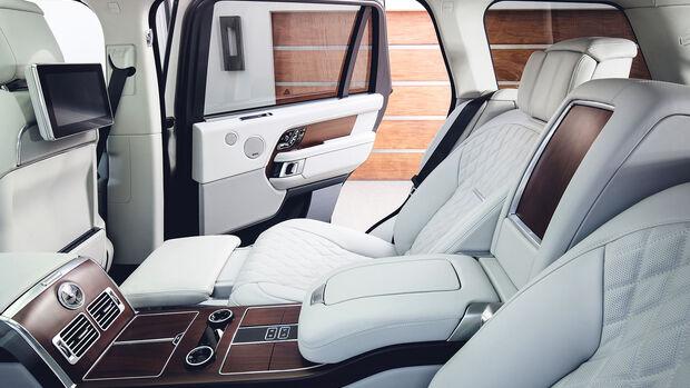 Range Rover SV Autobiography