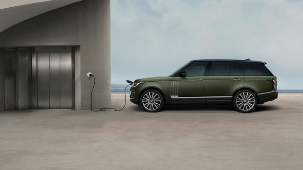 Range Rover SV Autobiography Ultimate Edition