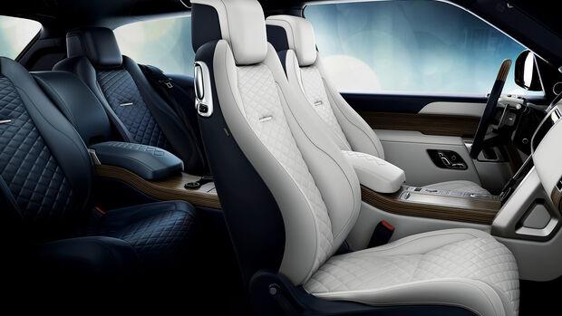 Range Rover SV Coupé (2018)