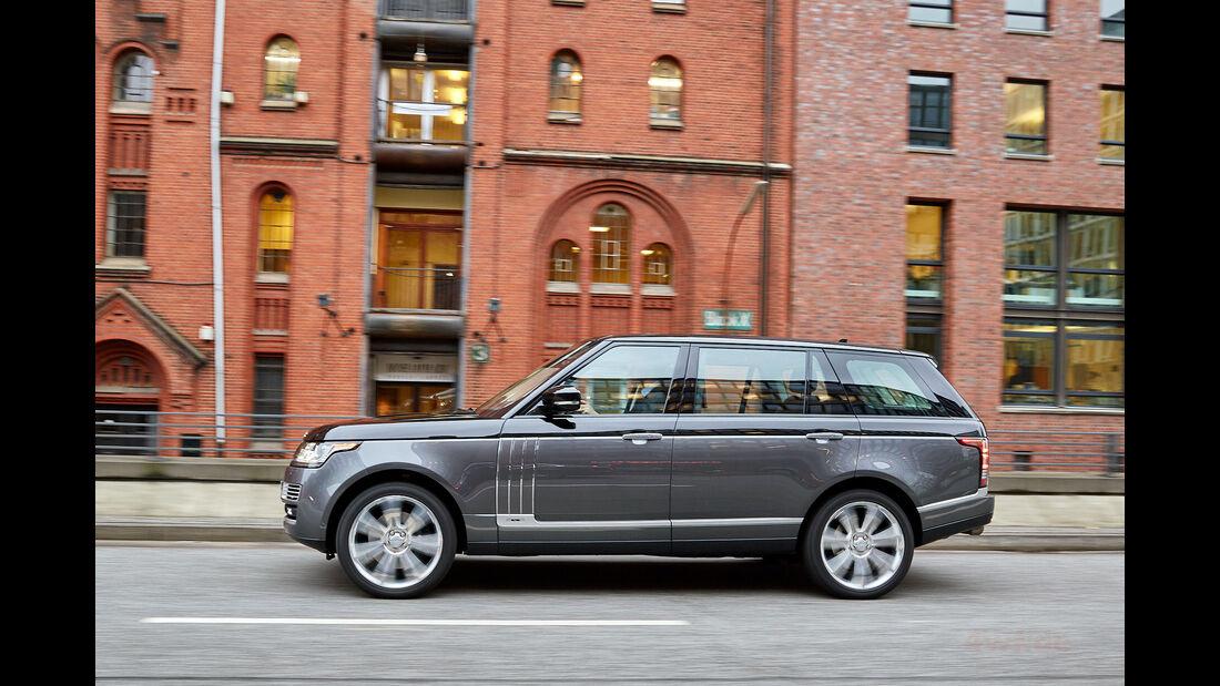 Range Rover SVAutobiography 2016 Fahrbericht