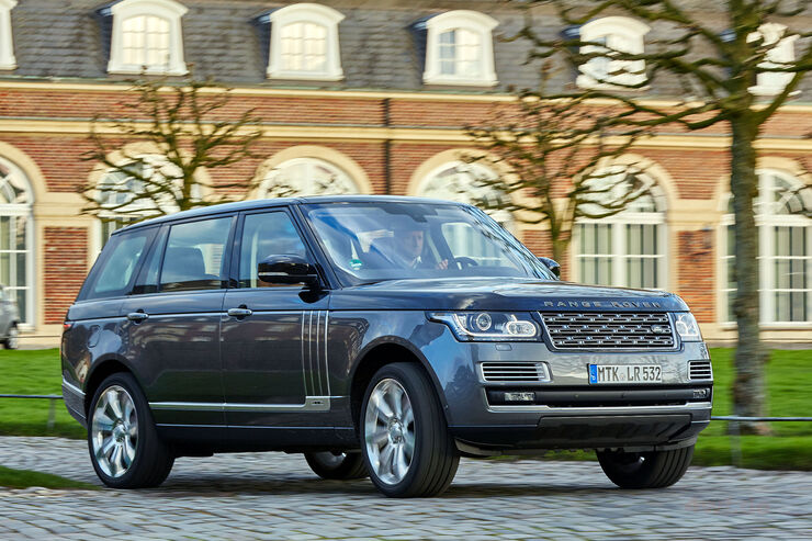 range rover lg l405 auto motor und sport. Black Bedroom Furniture Sets. Home Design Ideas