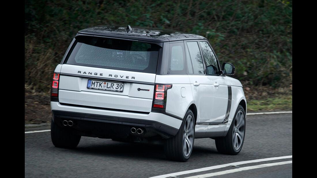 Range Rover SVAutobiography Dynamic