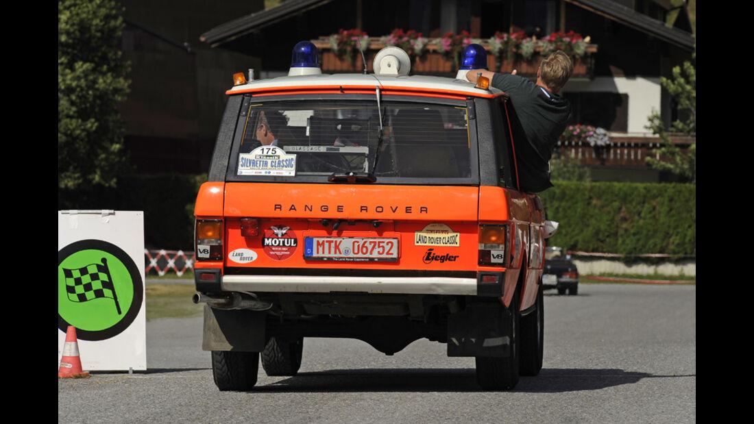 Range Rover - Silvretta Classic 2010