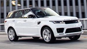 Range Rover Sport, Best Cars 2020, Kategorie K Große SUV/Geländewagen