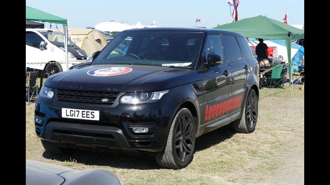 Range Rover Sport HSE - Carspotting - Fan-Autos - 24h-Rennen Le Mans 2017