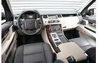 Range Rover Sport, Innenraum