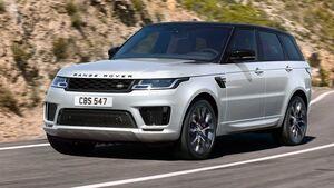 Range Rover Sport MY 2021