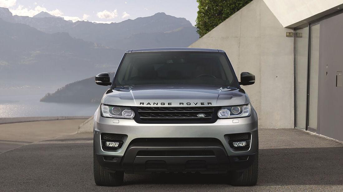 Range Rover Sport Modelljahr 2017