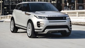 Range Rover Sport Modelljahr 2021