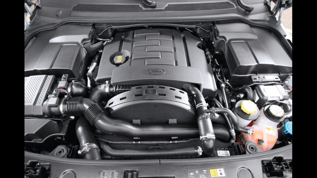 Range Rover Sport, Motor