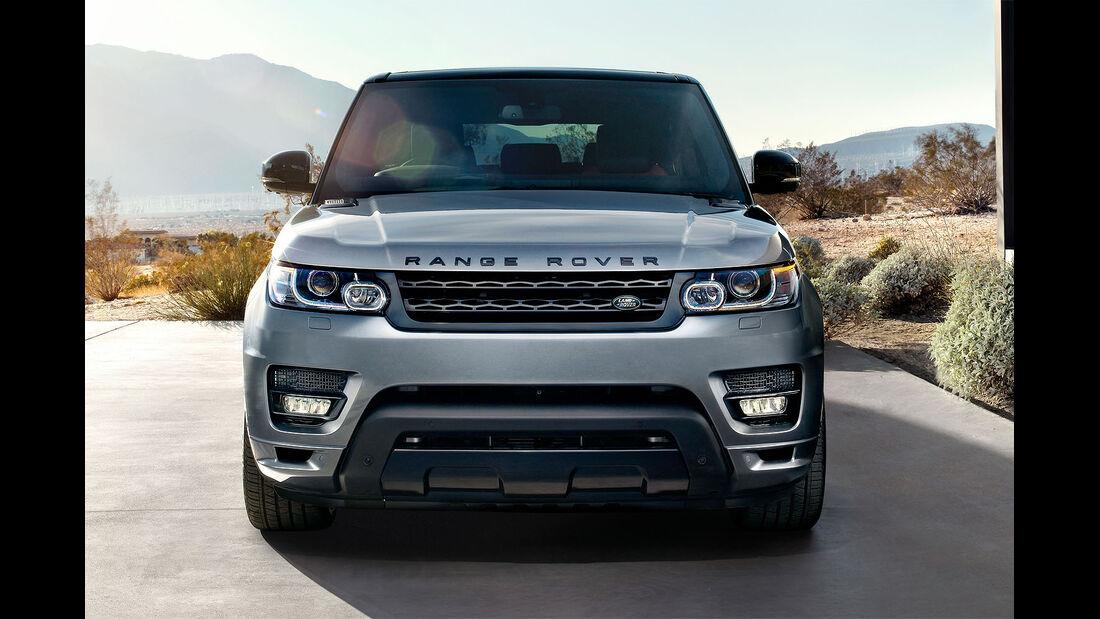 Range Rover Sport Neuvorstellung - Weltpremiere New York 2013